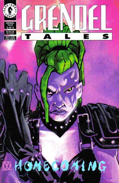 Grendel Tales: Homecoming Vol 1 3