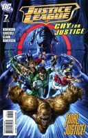 Justice League Cry for Justice Vol 1 7