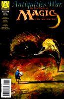 Magic the Gathering Antiquities War Vol 1 1