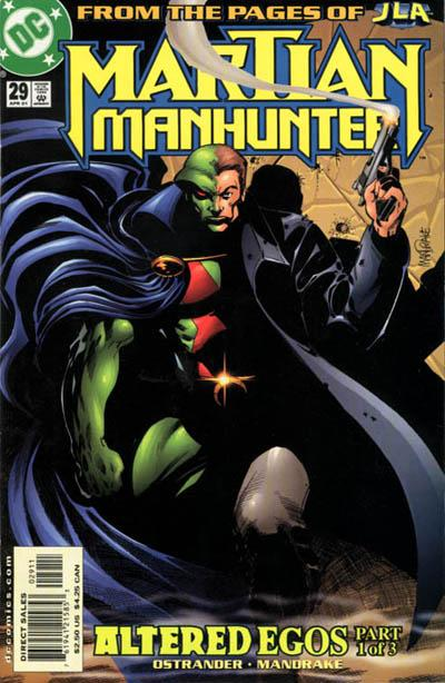 Martian Manhunter Vol 2 29