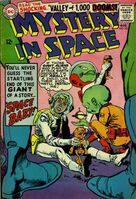 Mystery in Space Vol 1 101