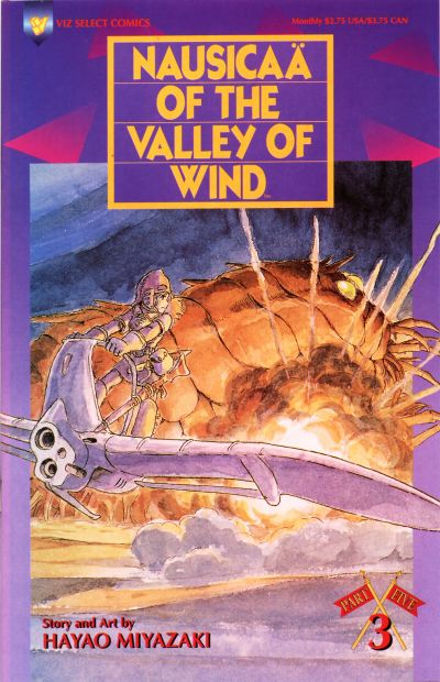 Nausicaa of the Valley of Wind Vol 5 3