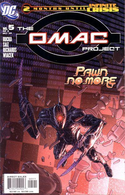 OMAC Project Vol 1 5