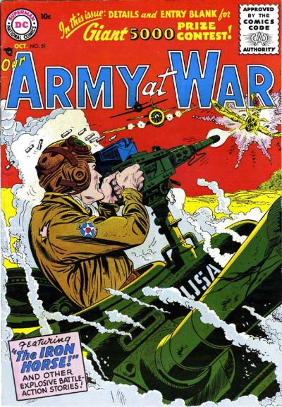 Our Army at War Vol 1 51