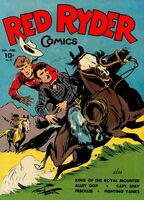 Red Ryder Comics Vol 1 23