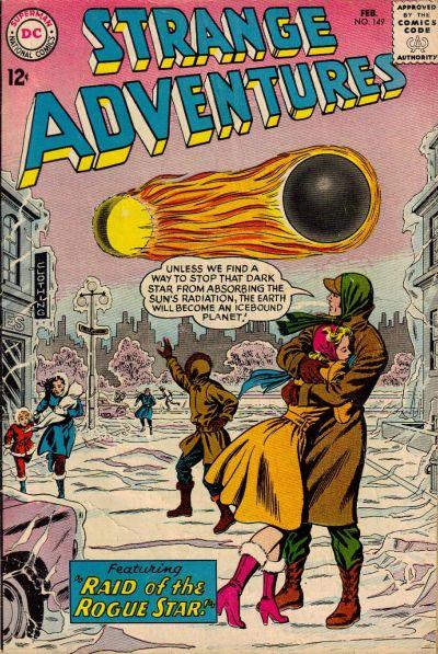Strange Adventures Vol 1 149