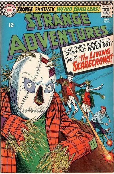 Strange Adventures Vol 1 192