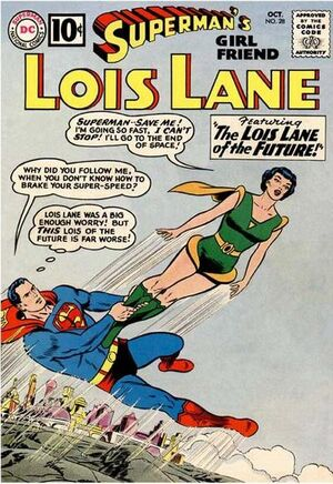 Superman's Girlfriend, Lois Lane Vol 1 28.jpg