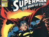 Superman: Man of Steel Annual Vol 1 1
