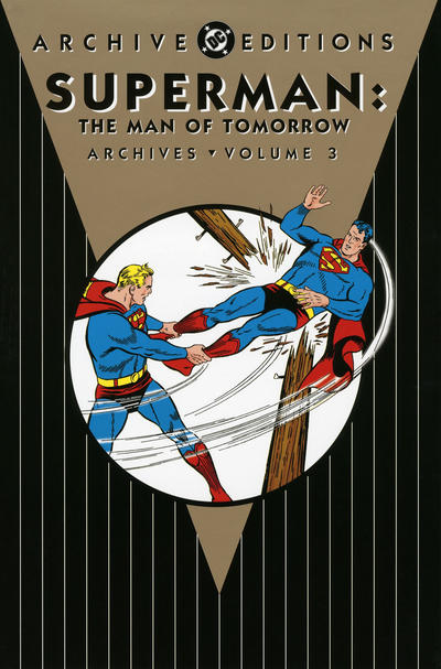 Superman: Man of Tomorrow Archives Vol 1 3