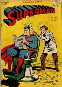 Superman Vol 1 38