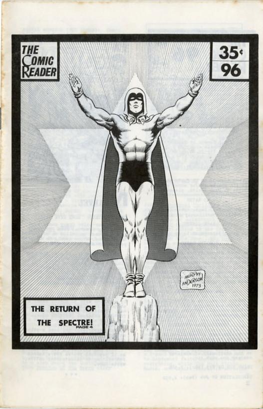 The Comic Reader Vol 1 96