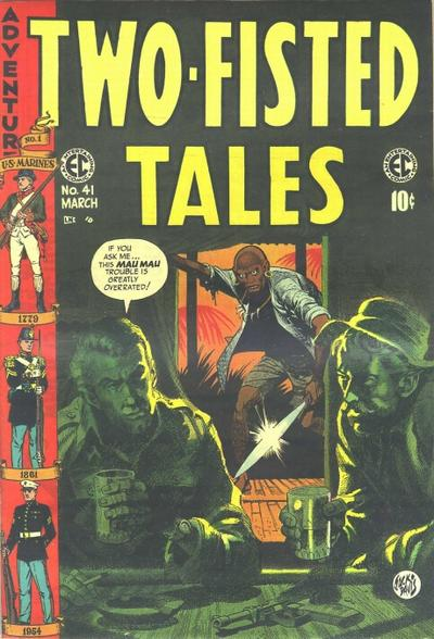 Two-Fisted Tales Vol 1 41