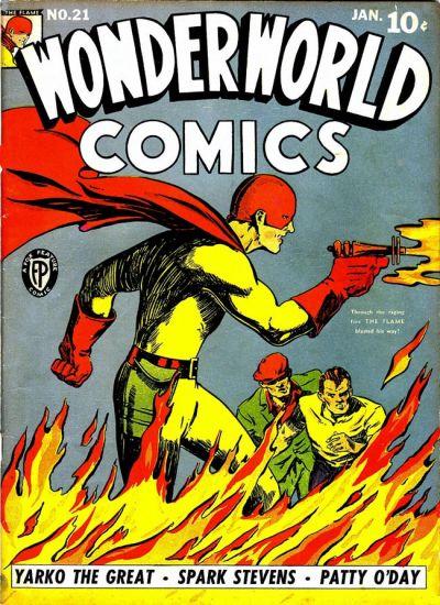 Wonderworld Comics Vol 1 21