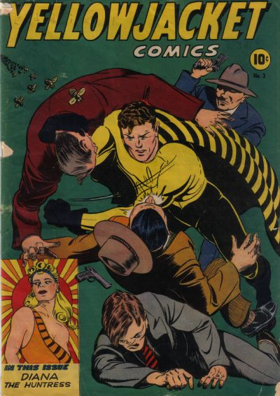 Yellowjacket (Charlton Comics)