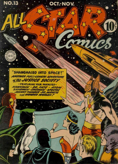 All-Star Comics Vol 1 13