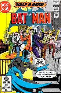 Batman Vol 1 346
