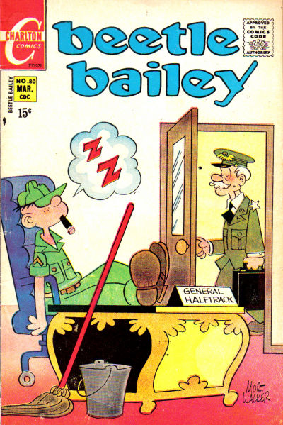 Beetle Bailey Vol 1 80