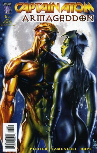 Captain Atom: Armageddon Vol 1 6