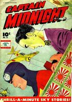 Captain Midnight Vol 1 35