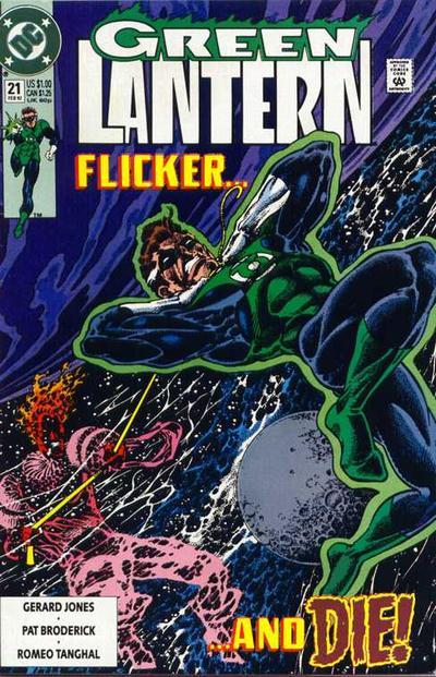 Green Lantern Vol 3 20