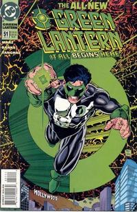 Green Lantern Vol 3 51