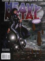Heavy Metal Vol 34 5
