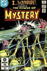House of Mystery Vol 1 308