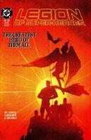 Legion of Super-Heroes Vol 3 38