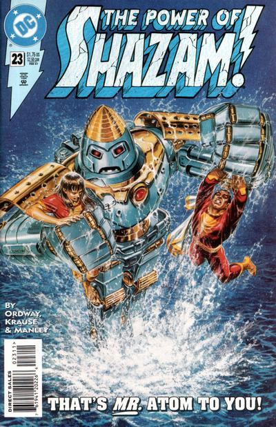 Power of Shazam Vol 1 23