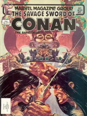 Savage Sword of Conan Vol 1 93