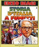 Storia d'Italia a fumetti Vol 1 1