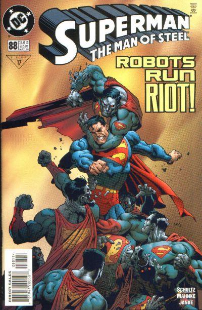 Superman: Man of Steel Vol 1 88