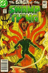Swamp Thing Vol 2 13
