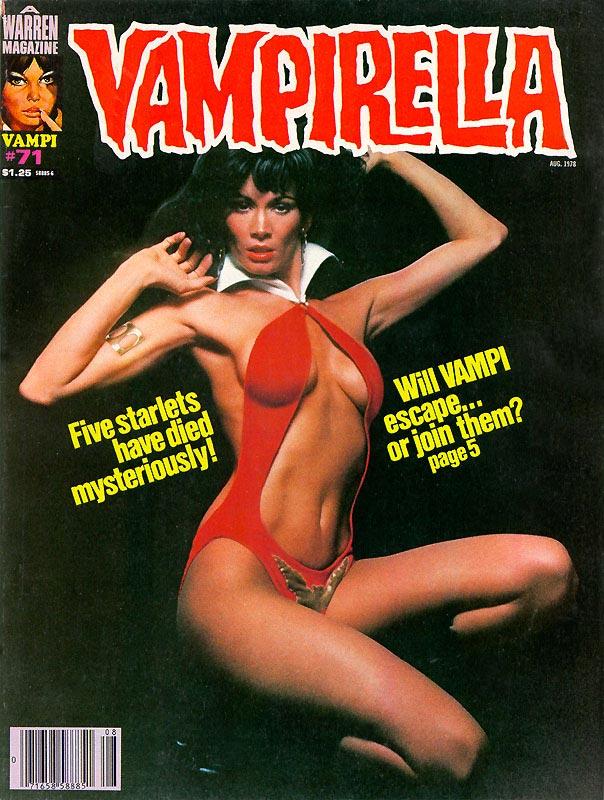 Vampirella Vol 1 71