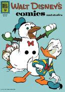 Walt Disney's Comics and Stories Vol 1 256