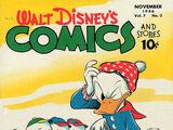 Walt Disney's Comics and Stories Vol 1 74