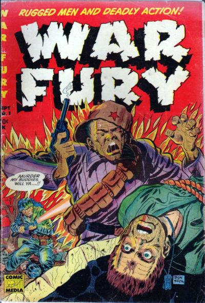 War Fury Vol 1
