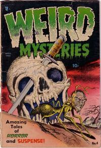 Weird Mysteries Vol 1 4