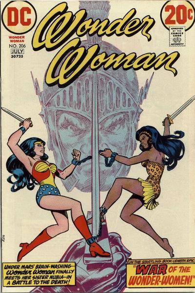 Wonder Woman Vol 1 206