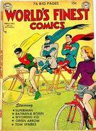 World's Finest Comics Vol 1 54