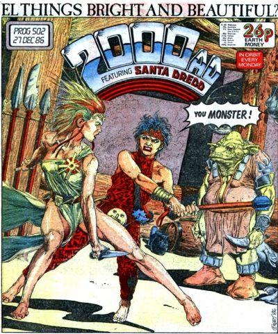 2000 AD Vol 1 502