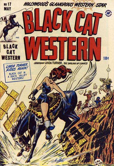 Black Cat Comics Vol 1 17