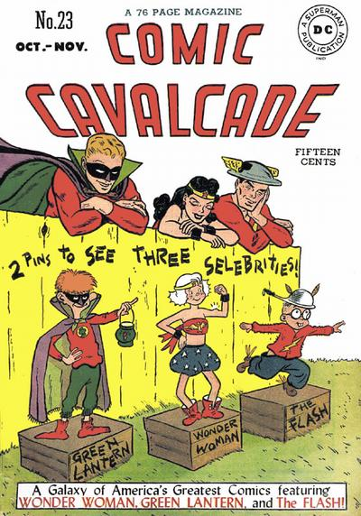 Comic Cavalcade Vol 1 23
