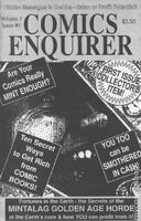 Comics Enquirer Vol 1 1
