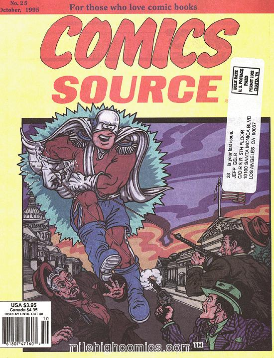 Comics Source Vol 1 25