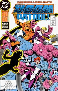 Doom Patrol Vol 2 9