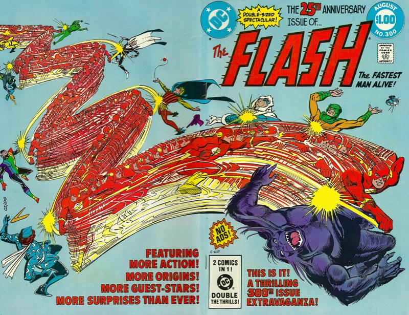 Flash Vol 1 300