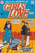 Girls' Love Stories Vol 1 150
