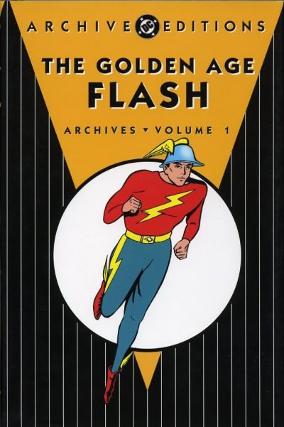 The Golden Age Flash Archives Vol 1 1